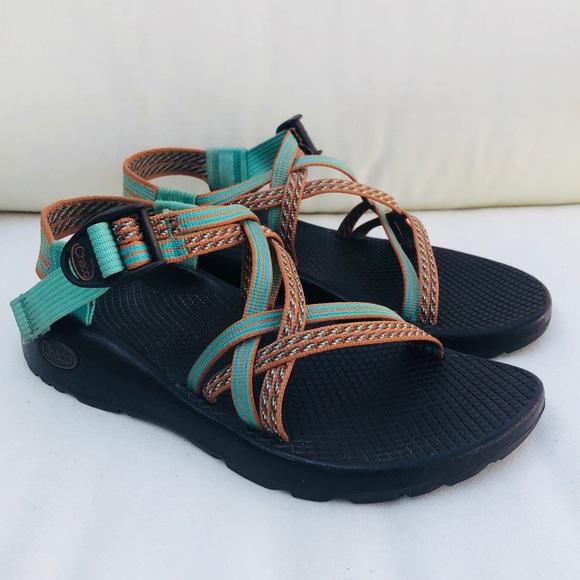 9762b3cf8db0 Chaco Shoes - Chacos Women s ZX 1 Classic Adobe Clan 7